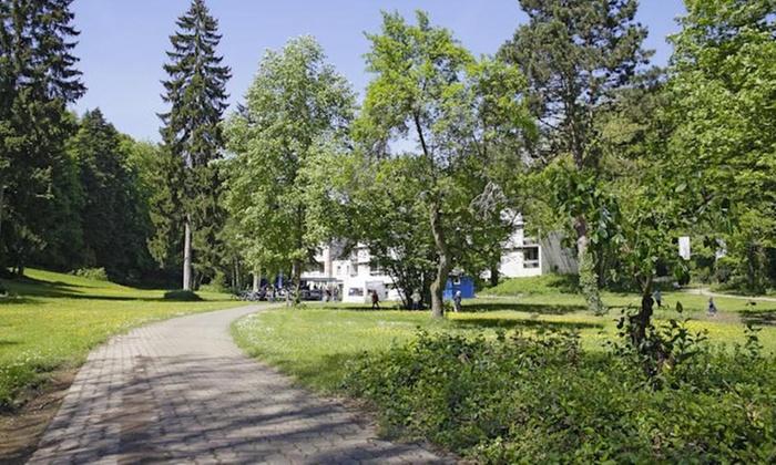 Hotel Im Park Friedrichsruhe Bad Bergzabern