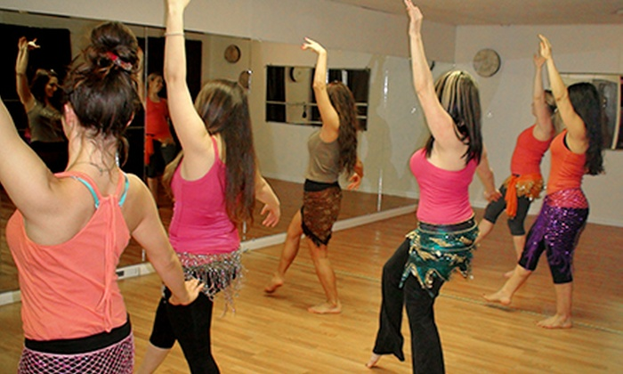 Surayah Dance Inc - Jefferson Park: 5 or 10 Beginner Belly-Dancing or Persian-Dance Classes at Surayah Dance Inc (Up to 73% Off)
