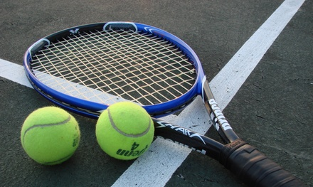 Up to 50% Off Tennis Clinic / Lessons at BAC Tennis