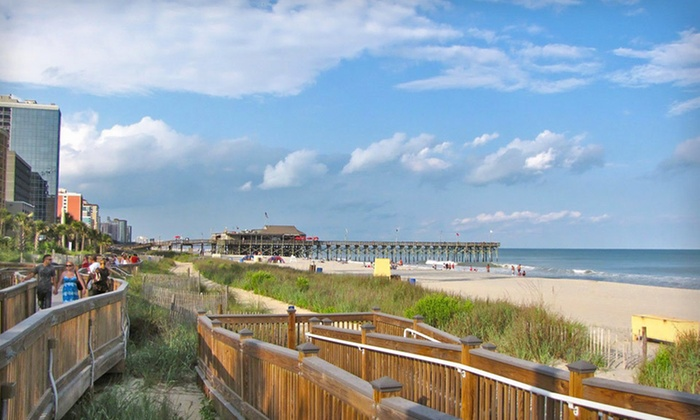 Horizon At 77th In Myrtle Beach Sc Groupon Getaways