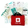 Compact First Aid Kit with Storage Bag (210-Piece)