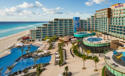 ✈ 3-Night Hard Rock Hotel Stay. Incl. Taxes & Fees. Price Per Person Based on Double Occupancy (Buy 1 Groupon/Person)