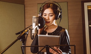 SkillSuccess: $5 for a Voiceover for Beginners Online Course from SkillSuccess ($199 Value)