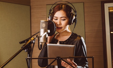 $19 for a Voiceover for Beginners Online Course from SkillSuccess ($199 Value)