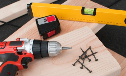 Handyman and General-Contractor Services from Amax Maintenance (Up to 50% Off). Two Options Available.