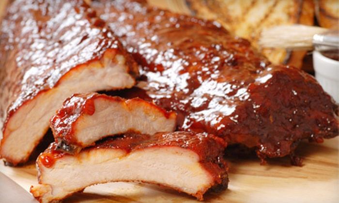 Mama J's Grill - The Woodlands: $7 for $15 Worth of Barbecue Fare at Mama J's Grill in The Woodlands