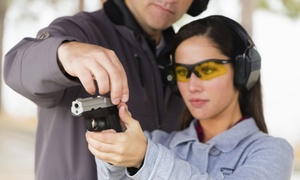 Jones Firearms: Florida Concealed Weapons Course for One, Two, or Four People at Jones Firearms (Up to 63% Off)