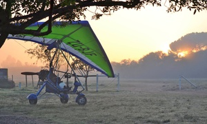 Western Cape Microlight Flying: Microlight Introduction from R499 (Up to 48% Off)