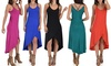 Lyss Loo All Wrapped-Up Strappy Wrap Dress: Lyss Loo All Wrapped-Up Strappy Wrap Dress