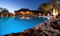 Thaba Khaya Lodge: Two to Three Nights Full-Board Stay for Up to Four with Game Drive