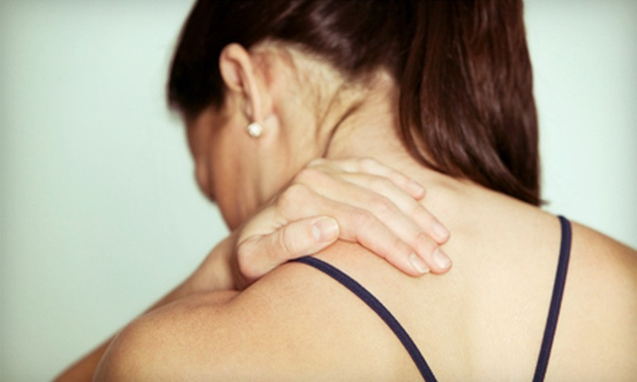 Simmons Chiropractic - Burbank: One or Two 60-Minute Massages at Simmons Chiropractic (Up to 58% Off)