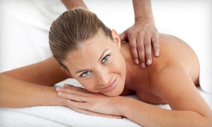 Just What I Kneaded Massage Studio - Hilton: Massage at Just What I Kneaded Massage Studio (Up to 53% Off). Three Options Available.