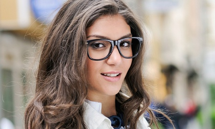 $53 for an Eye Exam Plus $150 Toward Prescription Glasses at Gulfgate Vision and Gulf Vision ($259 Value)