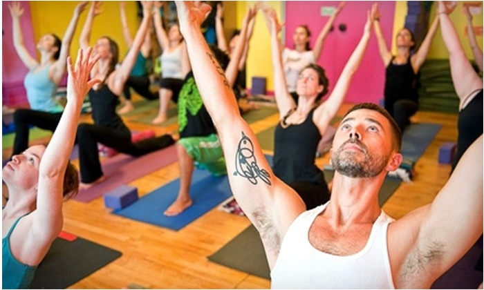 Laughing Lotus Yoga BK - Williamsburg: $39 for One Month of Unlimited Yoga Classes at Laughing Lotus Yoga BK ($400 Value)