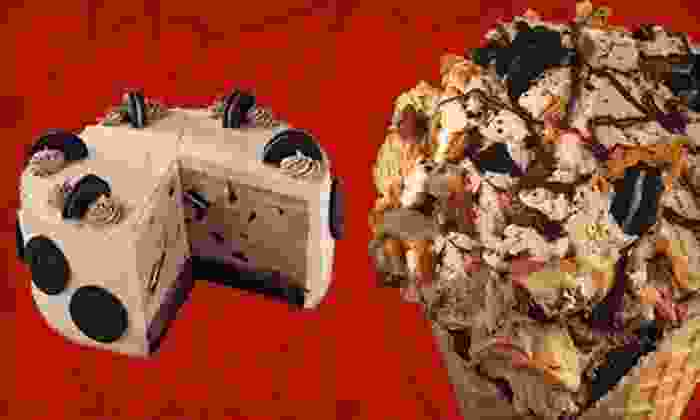 Cold Stone Creamery - Cold Stone: Ice Cream, Shakes, and Cakes at Cold Stone Creamery (Half Off). Three Options Available.