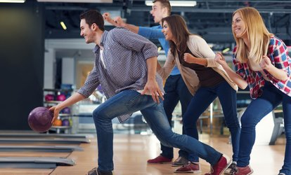 image for $7.50 for Bowling and Drink, or $12.50 with Mini Golf and Arcade Tokens at Caboolture Bowl & Mini Golf (Up to $25 Value)