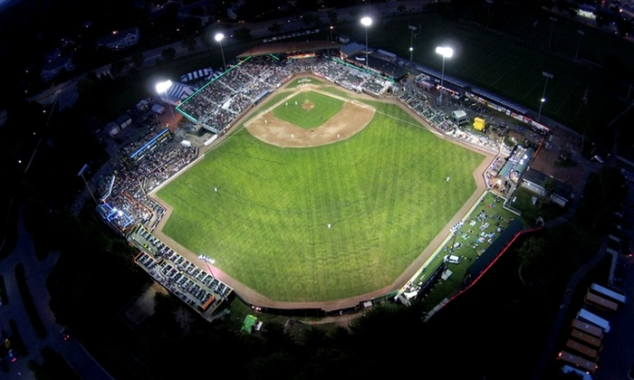 """Madison Mallards - Duck Pond at Warner Park: $25 for Two Madison Mallards Tickets and Two Hats at the """"Duck Pond"""" on May 27th or June 4th ($52 Value)"""