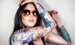 Inkbreak Tattoo Studio: Buono per tatuaggio piccolo, medio o grande (sconto fino a 88%)