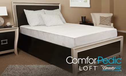 Comforpedic Loft From Beautyrest 8 Quot Gel Memory Foam