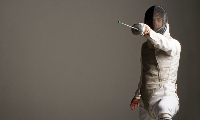 Xcel Fencing - Multiple Locations: Four or Eight Fencing Classes for Kids at Xcel Fencing (70% Off)