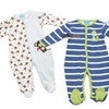 Sleep and Play Suits for Infant Boys and Girls