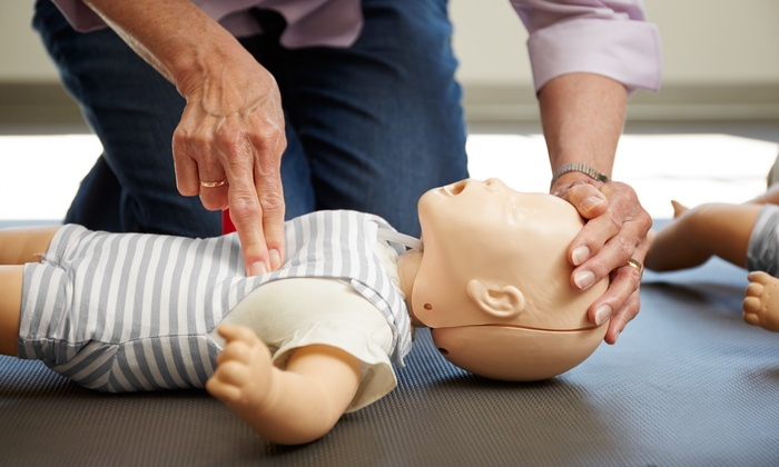 A Little Love - Memphis: $90 for $140 Worth of CPR and First-Aid Certification Classes — A Little Love