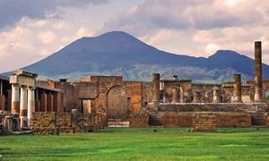 Napoli City Guides: Visita guidata per 2 persone a Pompei, al Museo Archeologico o a Ercolano