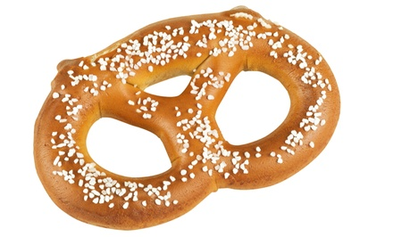 $6 for $10 Worth of Snacks — Pretzel Maker