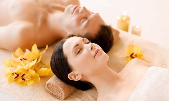 For Him or Her Spa - Multiple Locations: Microdermabrasion Peel from For Him or Her Spa (50% Off)
