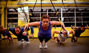 Summit Strength & Conditioning: 5 or 12 TRX Classes at Summit Strength & Conditioning (Up to 44% Off)