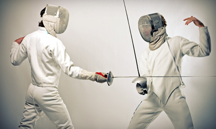 Wichita Fencing Academy - Downtown Wichita: $35 for Six Introductory Fencing Lessons at Wichita Fencing Academy ($75 Value)