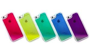 Glow-in-the-dark Liquid Cases For Iphone 6/6s