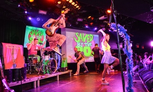 Saved by the 90's: Saved by the '90s - A Party with The Bayside Tigers at Webster Hall, Fridays Through August 28 (Up to 64% Off)