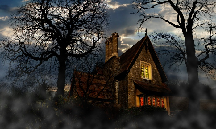 The Haunted Temple - Haunted Temple: Admission for Two, Four, or Six to The Haunted Temple (Up to 50% Off)