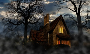 Sioux Fall Jaycess: Admission to Sioux Falls Jaycees Haunted Attracttions for One, Two, or Four (Up to 52% Off)