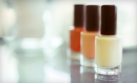 Essential Pedicure (a $35 value) - Charisma Spa Lounge in Vancouver