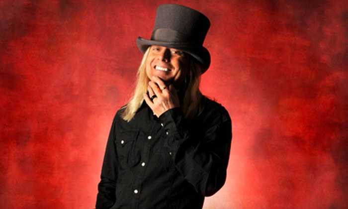 Robin Zander Band - Count Basie Theatre: Robin Zander Band Concert at Count Basie Theatre on Saturday, April 6, at 8 p.m. (Up to 49% Off)