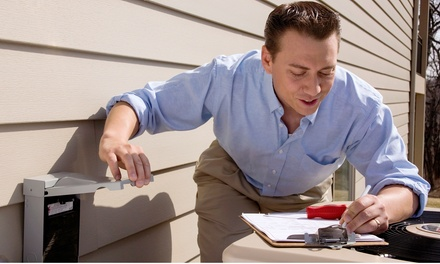 $49 for Heating and Air-Conditioning Tune-Up and Cleaning from One Hour Air Conditioning & Heating ($169 Value)