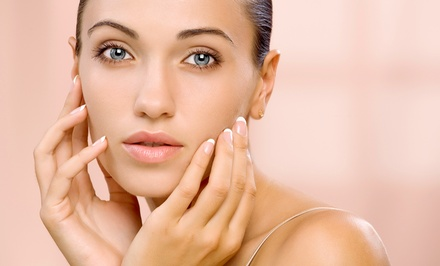Anti-Aging Combination Packages with Microdermabrasion, IPL Photo Facial, and Oxygen Facial  (Up to 65% Off)