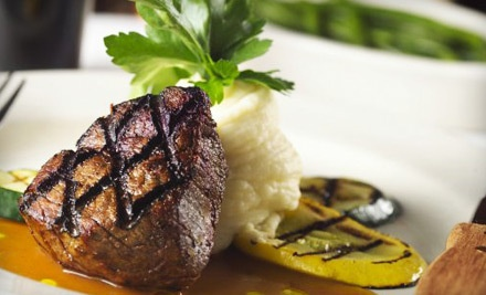 $50 Groupon to Black Mountain Grill - Black Mountain Grill in Green Valley