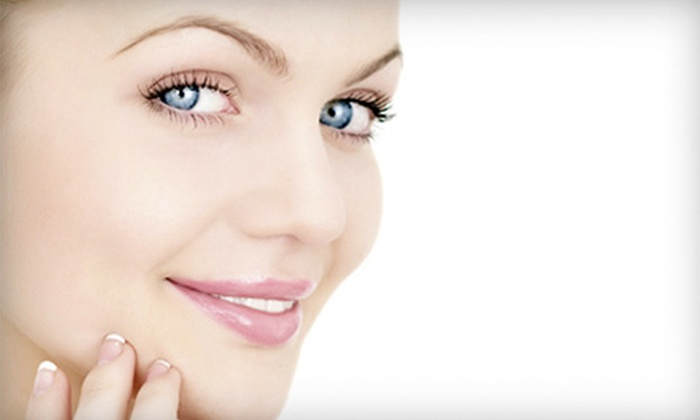 Forever Trim - Forever Trim: One or Three HydraFacials with LEDs at Forever Trim (Up to 74% Off)