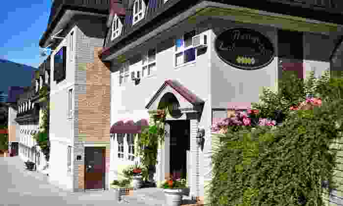 Prestige Inn Nelson - Nelson, BC: Two-Night Stay with Daily Breakfast and Dining Credit at Prestige Inn Nelson in Nelson, BC