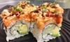 Sushi-teria - Empire State Building: $15 for Three Groupons, Each Good for $10 Worth of Sushi and Japanese Food at Sushi-teria ($30 Value)