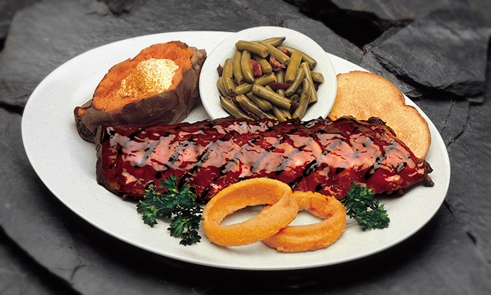 Woody's Bar-B-Q - Miami: $17 for $30 Worth of Barbecue at Woody's Bar-B-Q