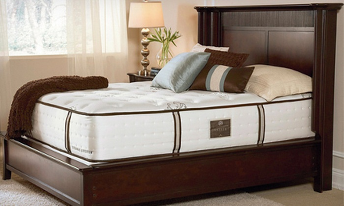 Florida Mattress and Furniture - Princeton - Silverstar: Standard or Premium Mattress or Mattress Set at Florida Mattress and Furniture (90% Off)