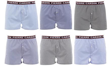 Pack de 3 boxers para hombre Pierre Cardin