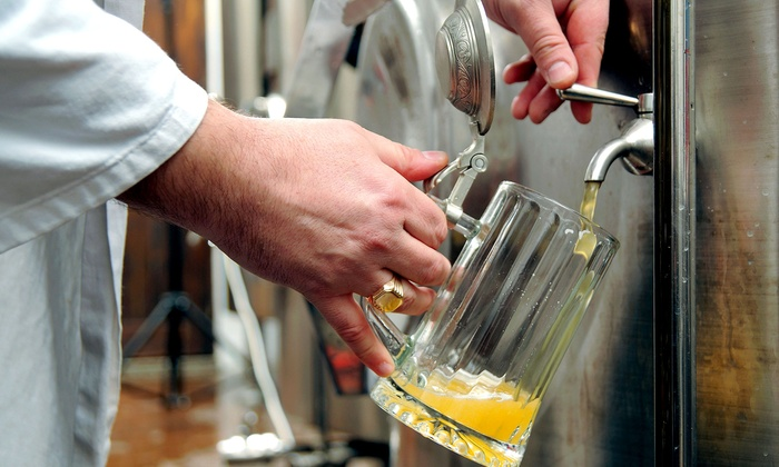 Keg Cowboy - Keg Cowboy: Beer-Making Class for One, Two, or Four at Keg Cowboy (Up to 59% Off)