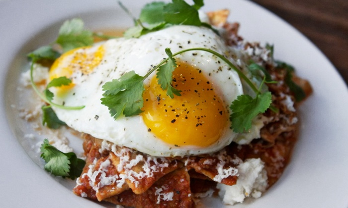 The Monarch - Wicker Park: Brunch for Two, Four, Six, or Eight at The Monarch (Up to a 54% Off). Five Options Available.