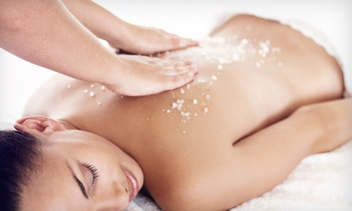 Michelle Cooke at Bella Day Spa & Hair Design - Midtown: $35 for Hydra Body Scrub from Michelle Cooke at Bella Day Spa & Hair Design ($100 Value)