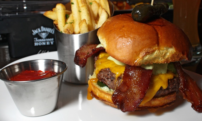 Parlay Gastropub - Rockville Centre: Gastropub Fare at Parlay Gastropub (Up to 42% Off). Two Options Available.